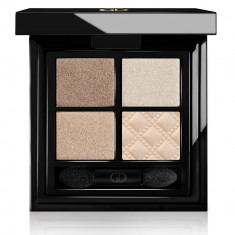 Fard De Pleoape Cu Oglinda Idyllic Soft Satin Eyeshadow Palette Beige Glam - Fard pleoape