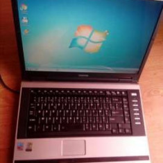 Laptop Toshiba M70, Intel Celeron M, Diagonala ecran: 15, 80 GB