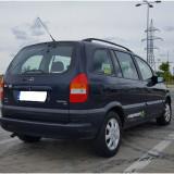 Opel Zafira, An Fabricatie: 2002, Benzina, 206000 km, 1600 cmc