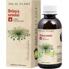 Tinctura Branca Ursului 200ml Dacia Plant - Supliment nutritiv