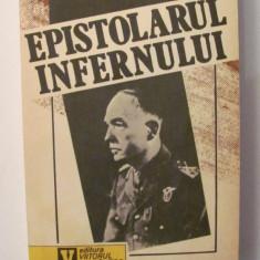 """AF - Ion ANTONESCU """"Epistolarul Infernului"""" - Carte Istorie"""