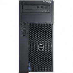 Workstation Refurbished Dell Precision T1700 Tower, Intel® Core™ i7-4770, 8GB Ram DDR3, SSD 500GB S-ATA, DVDRW, Windows 7 Home Refurbished Preinstal - Sisteme desktop fara monitor
