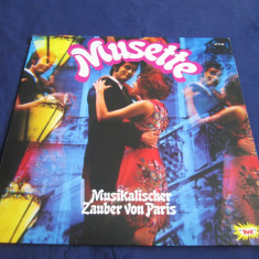 Marcel Roulin - Musette ...Zauber von Paris _ vinyl, LP _ Hit (Germania) - Muzica Pop, VINIL