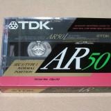 Caseta audio TDK AR-50 - Deck audio