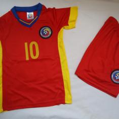 ECHIPAMENTE FOTBAL ROMANIA- STANCIU/COPII 4/14 ANI - Set echipament fotbal, Marime: XXL, XL, L, M, S