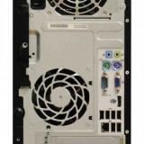 Calculator HP Compaq 6200 Tower, Intel Core i3 Gen 2 2100 3.1 GHz, 4 GB DDR3, 500 GB HDD SATA, DVDRW, Windows 10 Home, 3 Ani Garantie - Sisteme desktop fara monitor