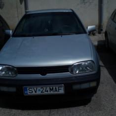 Vand Golf 3, An Fabricatie: 1994, Benzina, 260000 km, 16 cmc