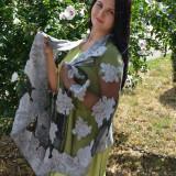 Esarfa (Culoare: NEGRU) - Esarfa, Sal Dama