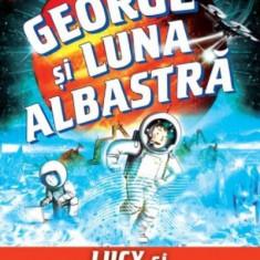 George si luna albastra Autor(i): Stephen Hawking, Lucy Hawking - Carte personalizata