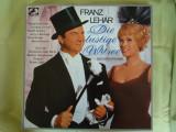 FRANZ LEHAR - Vaduva Vesela - Vinil 2 LP Germany
