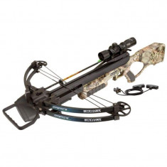 Set arbaleta compound Stryker by Bowtech Offspring