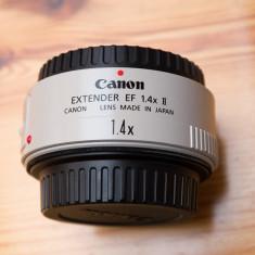 Extender 1.4x II Canon (teleconverter) - Obiectiv DSLR