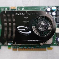 Placa video EVGA 8600 GTS 256ddr3/128 bits dual dvi - Placa video PC Evga, PCI Express, 256 MB, nVidia