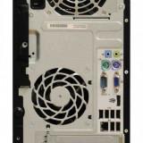 Calculator HP Compaq 6200 Tower, Intel Core i3 Gen 2 2100 3.1 GHz, 4 GB DDR3, 500 GB HDD SATA, Windows 7 Home Premium, 3 Ani Garantie - Sisteme desktop fara monitor