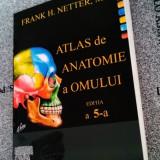 Atlas de Anatomie a Omului F.H. Netter editia a 5-a in Romana NOU