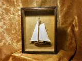 Nautica! Navomodele, vapor, velier in caseta, macheta, colectie