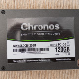 SSD Mushkin Chronos 120GB SATA-III 2.5 inch MLC., SATA 3