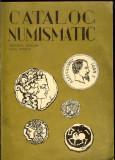 CATALOG NUMISMATIC, autori Georgeta Craciun, Elena Petrisor, 1970