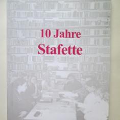 Carte in limba germana: Cenaclul Literar Timisoara - Banat - Carte in germana