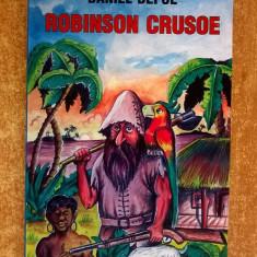 Daniel Defoe - Robinson Crusoe {Cartex, 2007} - Carte de povesti