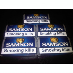 Tutun Samson-tutun Bucuresti-- tutun pentru rulat/injectat---plic 50 gr.