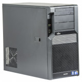 Fujitsu Celsius R570-2 Intel Xeon L5640 2.26 GHz 16 GB DDR 3 REG 500 GB HDD DVD-RW 256 MB Radeon HD2400 Pro/XT Tower