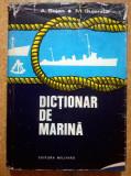 A Bejan, M. Bujenita - Dictionar de marina