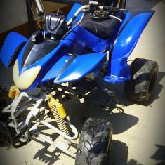 ATV 2x4, 3+1, 110cc, trage bine, arata 8/10 + casca bonus