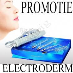 Electroderm Portabil 4 Capete| Electrozi