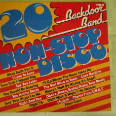 BACKDOOR BAND - 20 Non-Stop Disco - Vinil LP Germany