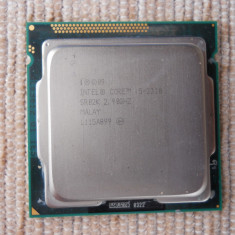 Procesor Intel Core I5 2310 2, 90GHz socket 1155, pasta Cadou. - Procesor PC Intel, Numar nuclee: 4, 2.5-3.0 GHz
