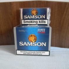 Tutun Samson 100grame= 50 lei-tutun Bucuresti-tutun rulat /injectat-