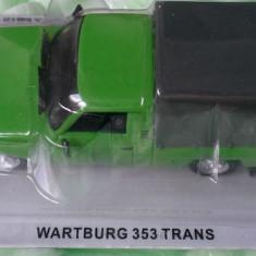 Macheta DeAgostini -Wartburg 353 Trans - Masini de Legenda Polonia - Macheta auto, 1:43