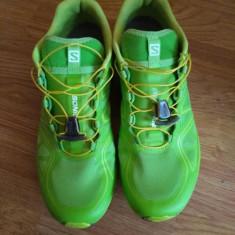 Adidas - Adidasi barbati Salomon, Marime: 43.5, Culoare: Din imagine