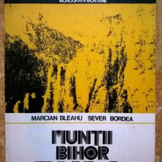 M. Bleahu, S. Bordea - Muntii Bihor Vladeasa