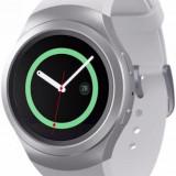 """Smartwatch Samsung Galaxy Gear S2, Procesor Dual-Core 1GHz, Circular Super AMOLED 1.2"""", 512MB RAM, 4GB Flash, Bluetooth, Wi-Fi, Bratara sili"""