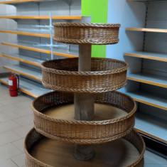 Suport etajat pentru magazin