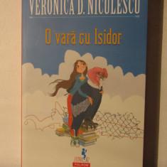 O VARA CU ISIDOR-VERONICA D.NICULESCU - Carte dezvoltare personala