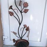 Suport flori fier forjat