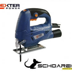 Fierastrau electric pendular DEXTER 400W-Franta - Fierastrau circular