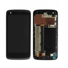 Display Cu Touchscreen si Rama HTC Desire 526 Negru - Display LCD