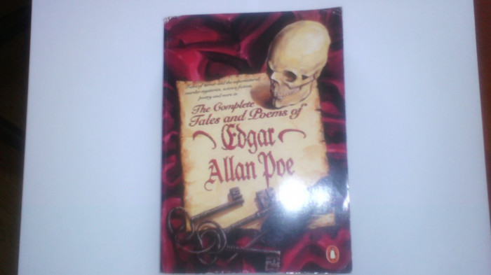 EDGAR ALLAN POE - THE COMPLETE TALES AND POEMS