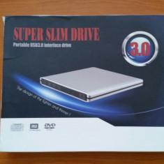 Dvd-rw extern super slim usb 3.0 - Unitate optica externa