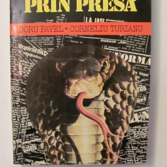 """AF - Doru PAVEL & Corneliu TURUIANU """"Calomnia prin Presa"""" - Carte Legislatie"""