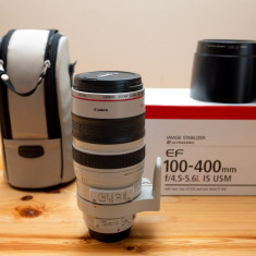 Obictiv Canon EF 100-400 mm 1:4.5-5.6 L IS - Obiectiv DSLR