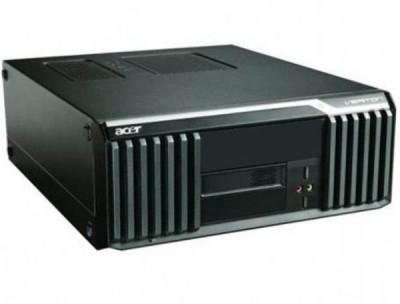 Calculator EURO 200, Acer Veriton S4620G Tower, Intel Celeron Dual Core G550 2.6 GHz, 4 GB DDR3, 250 GB HDD SATA, Windows 10 Home, 3 Ani Garantie foto