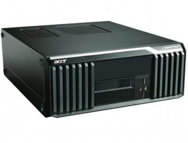 Calculator EURO 200, Acer Veriton S4620G Tower, Intel Celeron Dual Core G550 2.6 GHz, 4 GB DDR3, 250 GB HDD SATA, Windows 10 Home, 3 Ani Garantie foto mare