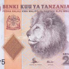 Bancnota Tanzania 2.000 Shilingi (2015) - P42b UNC