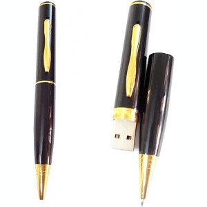 Pix Spion Spay Pen 30 Fps, camera ascunsa camera video, 4 Gb
