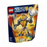 Set de constructie LEGO 70365 Nexo Knights Battle Suit Axl